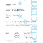 Certificat ISCIR echipamente sub presiune